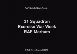Squadron War Week