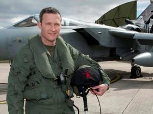 Flt Lt Ian Abson