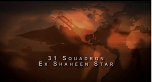 Royal Air Force 31 Squadron on Exercise Shaheen Star